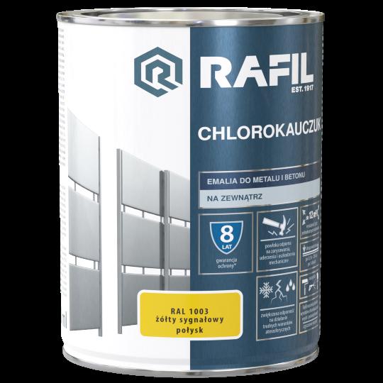 RAFIL CHLOROKAUCZUK do metalu i betonu 0,9L