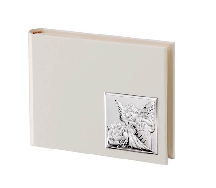 Album Chrzest Św. ze Srebrnym Aniołkiem 21x15