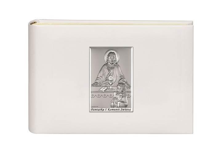 Album I Komunia Św. Jezus z Dziewczynką 21x15
