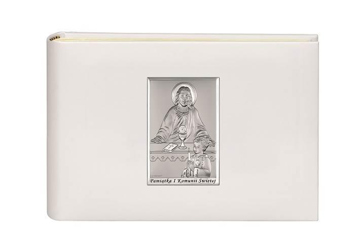 Album I Komunia Św. Jezus z Chłopczykiem 21x15
