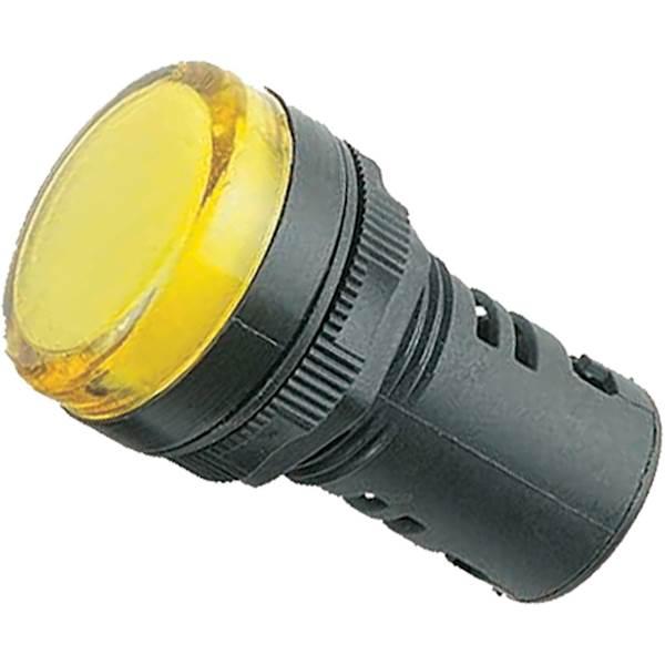GIOVENZANA LAMPKA LED 24V DC ZÓŁTA 24V PLML3L24
