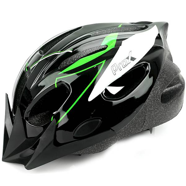 Kask rowerowy prox thunder roz. L - GREEN