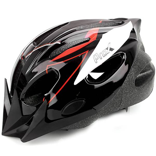 Kask rowerowy prox thunder roz. M - RED