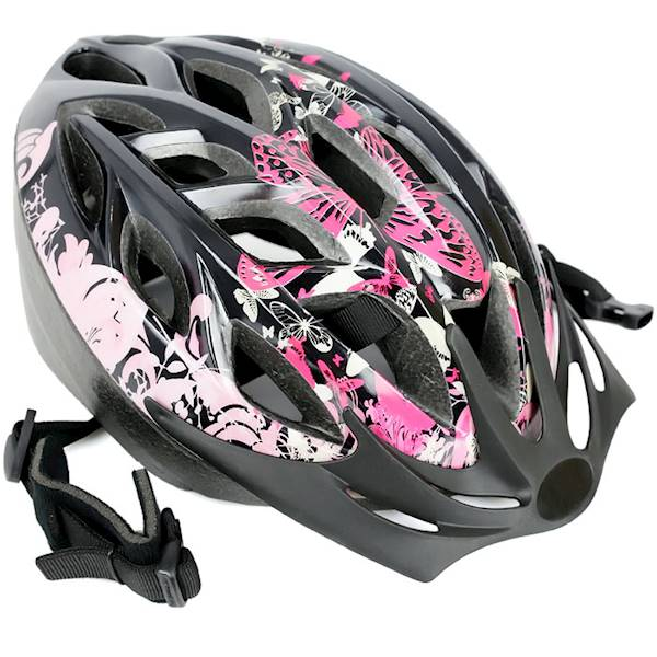Kask rowerowy Infusion butterfly S/M