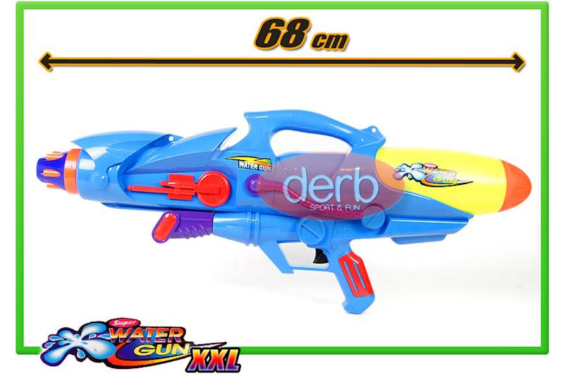 Pistolet na wodę 68 cm