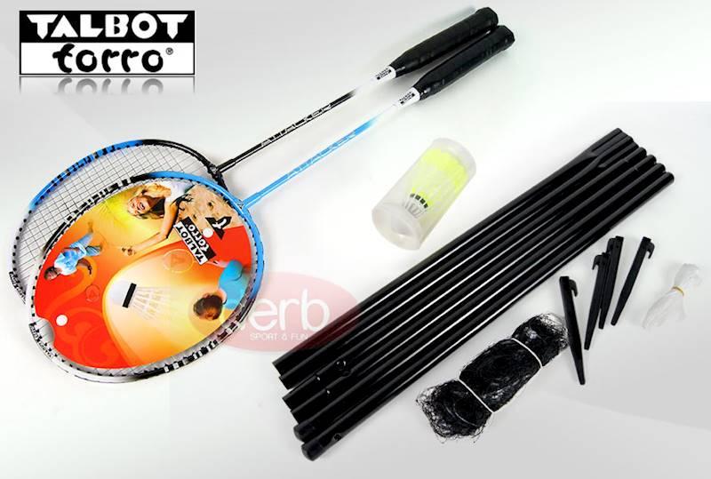 Zestaw do badmintona TALBOT 2
