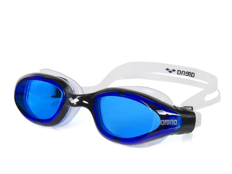 Okulary do pływania ARENA Vulcan X - Blk/blu/clear