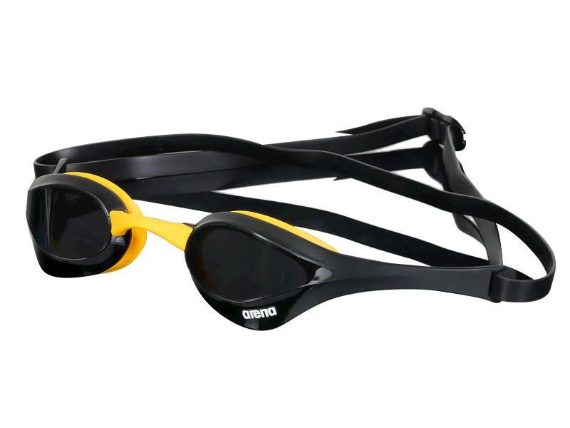 Okulary ARENA Cobra Ultra - czarno pomarańczowe