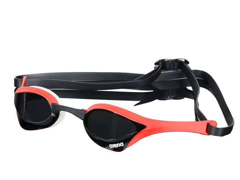 Okulary ARENA Cobra Ultra - czarno czerwone