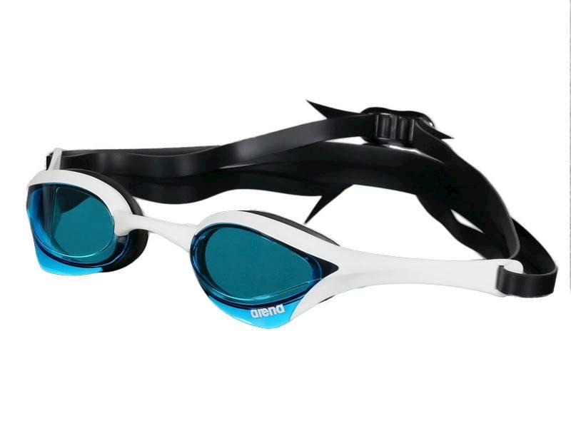 Okulary ARENA Cobra Ultra - niebiesko białe