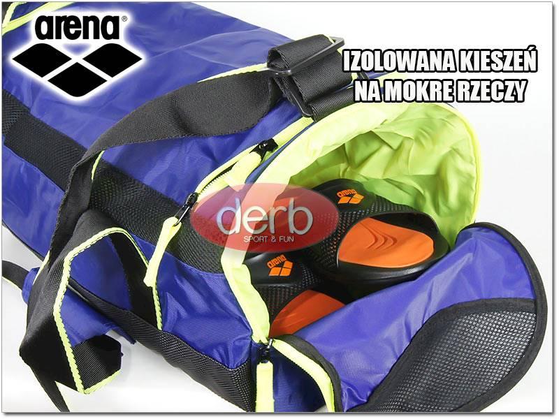 """Torba ARENA Spiky 2 """"S"""" - Niebieska"""