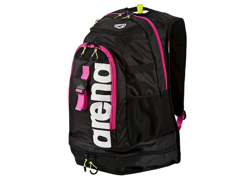 Plecak ARENA FastPack 2.1 - Czarno różowy