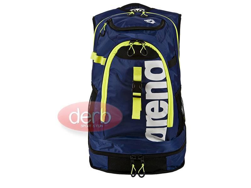 Plecak ARENA FastPack 2.1 - Niebiesko żółty