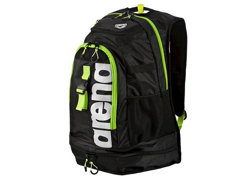 Plecak ARENA FastPack 2.1 - Czarno Limonkowy