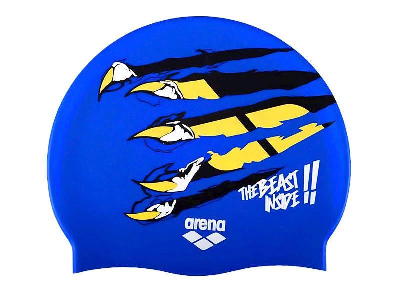 Czepek do pływania ARENA Beast - Niebieski