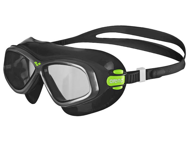 Okulary Do Pływania ARENA Orbit 2 - smoke blk gree