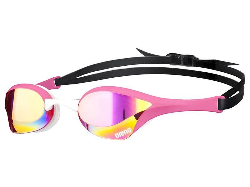 Okulary ARENA Cobra Ultra MIRROR- Pink White