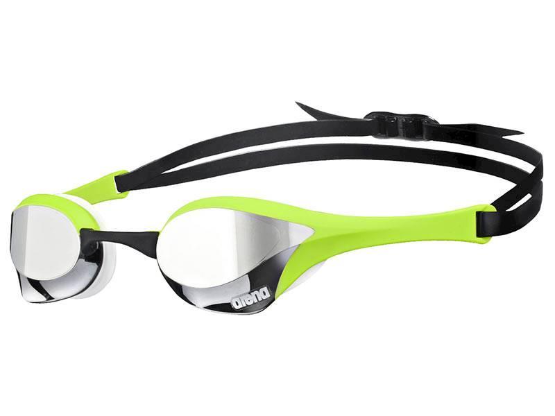 Okulary ARENA Cobra Ultra MIRROR- Silv green wht