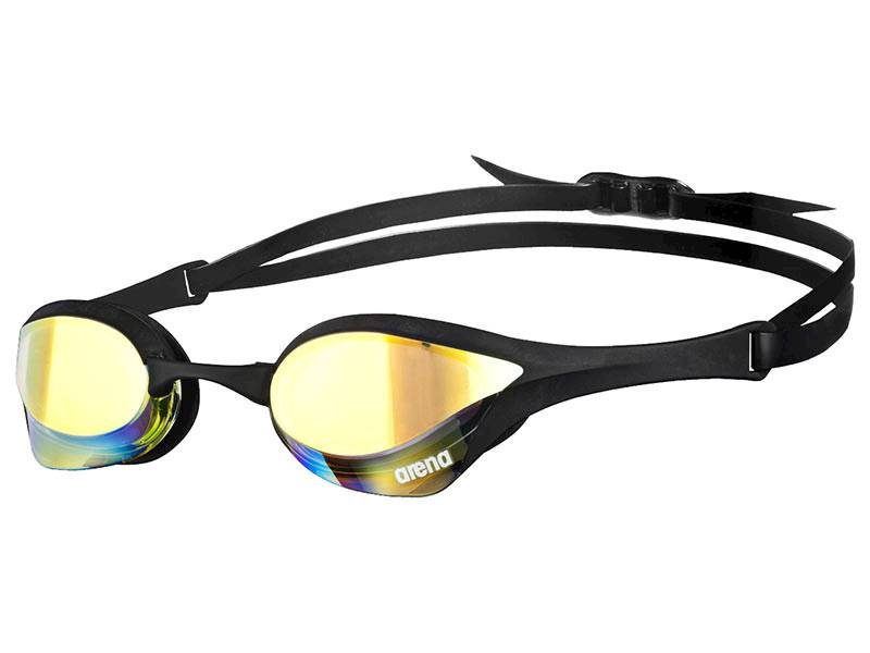 Okulary ARENA Cobra Ultra MIRROR- Yellow black