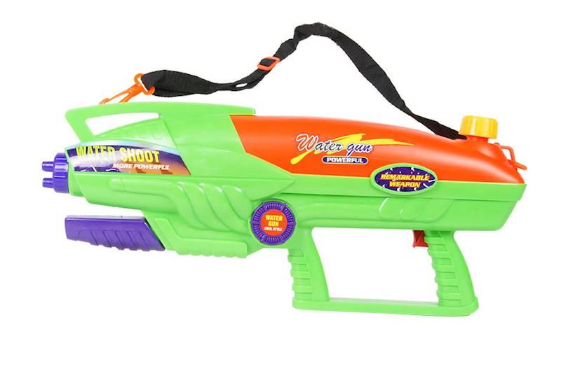 Pistolet na wodę 61 cm - zielony
