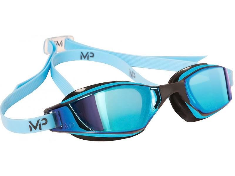 Okulary MP XCeed Titanium Mirror blue/blk