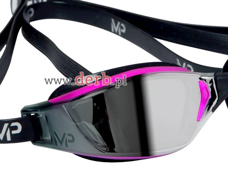 Okulary MP XCeed Titanium Mirror pink/blk
