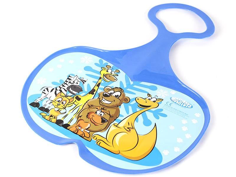Jabłuszko ślizg - Zwierzaki niebieskie