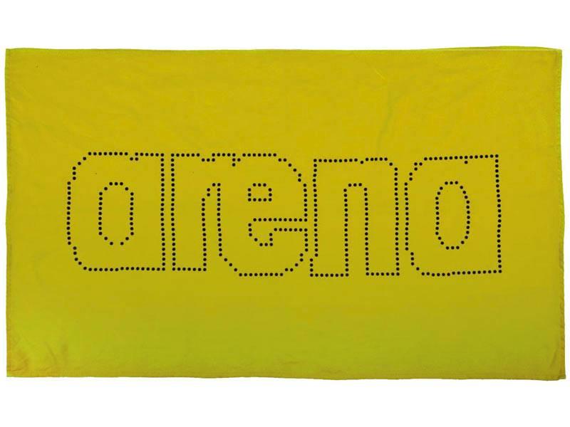 Ręcznik ARENA HAITI- Żółty