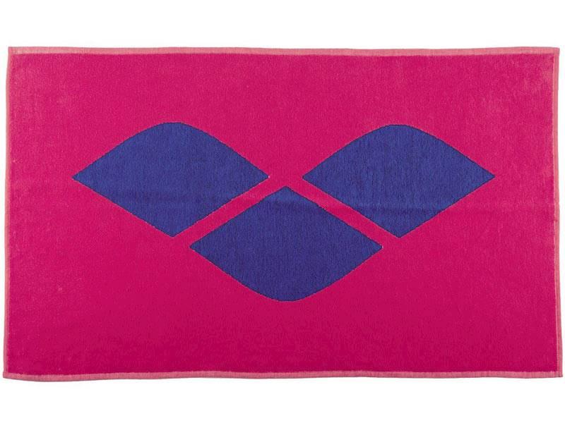 Ręcznik ARENA - HICCUP - Różowy