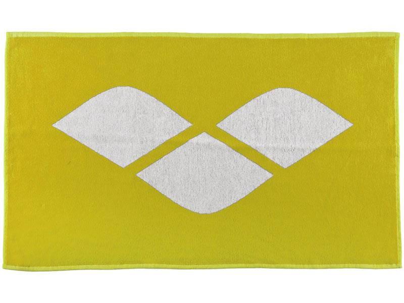 Ręcznik ARENA - HICCUP - Żółty