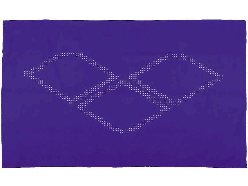 Ręcznik ARENA HALO - Niebieski
