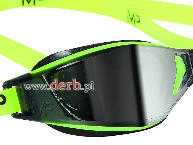 Okulary MP XCeed Titanium Mirror yell/blk