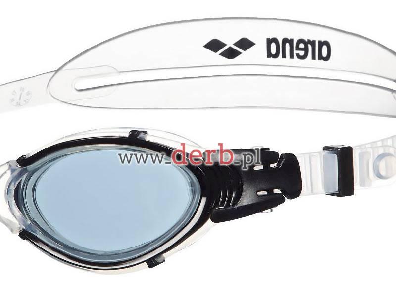 Okulary ARENA Nimesis Crystal Large - Przez/czarne