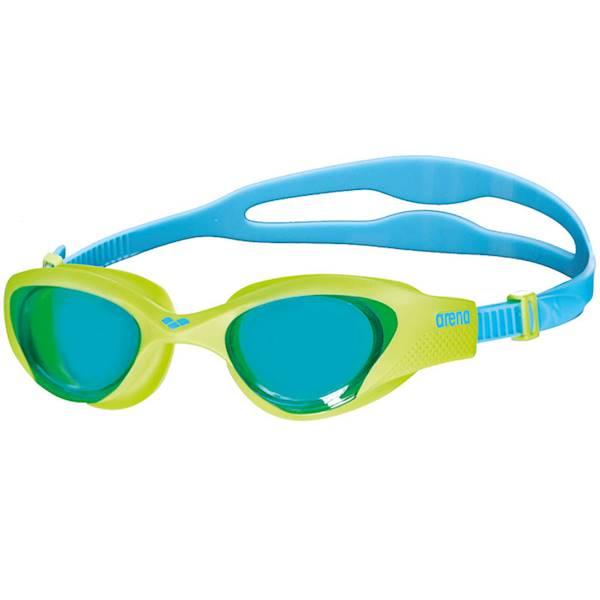 Okulary do pływania ARENA THE ONE JR BLUE LIME
