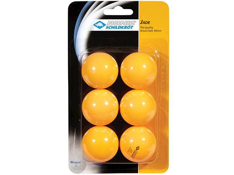 Piłki do tenisa stołowego DONIC Jade - Pomarańczow