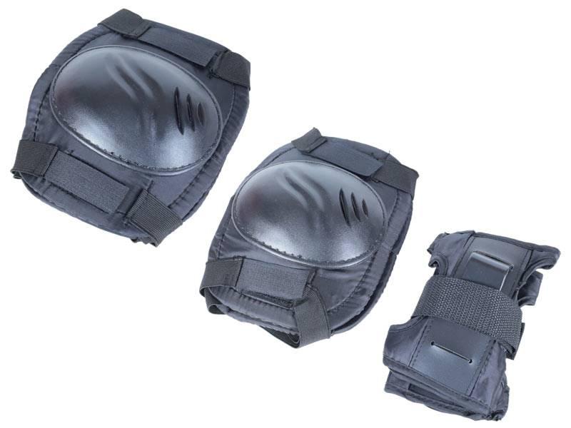 Ochraniacze na kolana, łokcie, nadgarstki roz.L