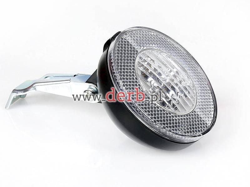 Lampka rowerowa przód LED