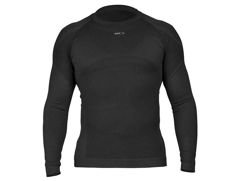 Bluza Koszulka martessport TERMOAKTYWNA czarna XL