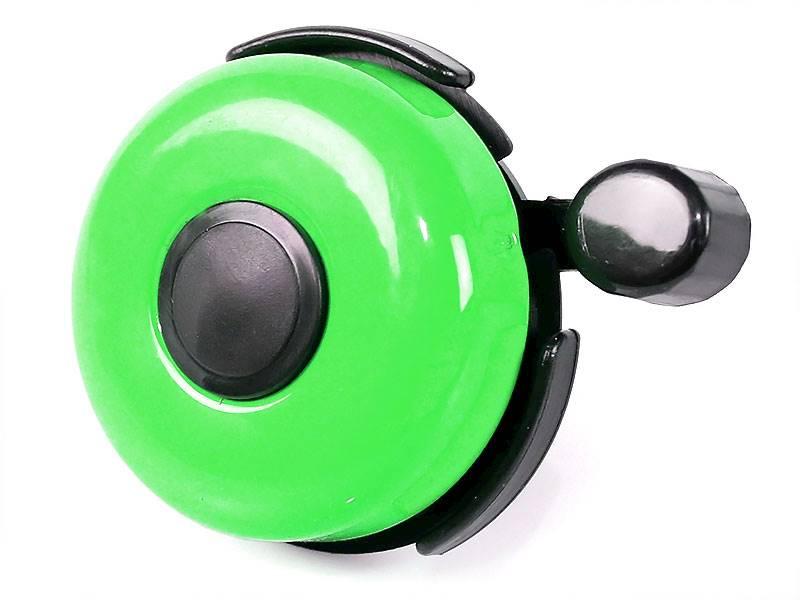 Dzwonek klasyczny - zielony