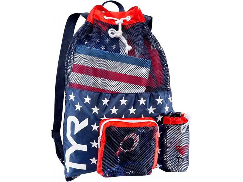 Plecak Big Mesh Mummy Bag - TYR U.S.A