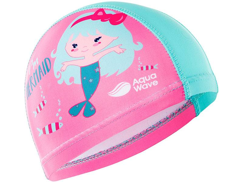Czepek Aquawave Funny Cap Aqua Sachet Pink MP/AS