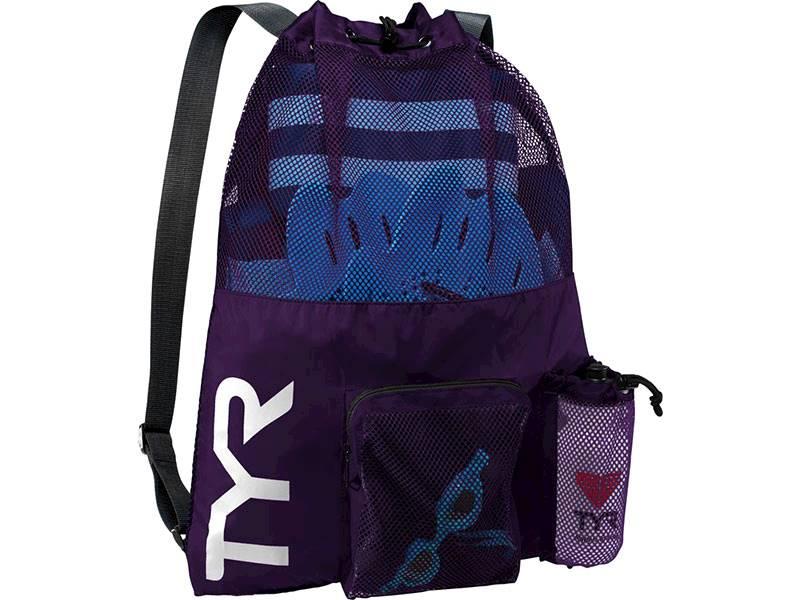 Plecak Big Mesh Mummy Bag - TYR Purple