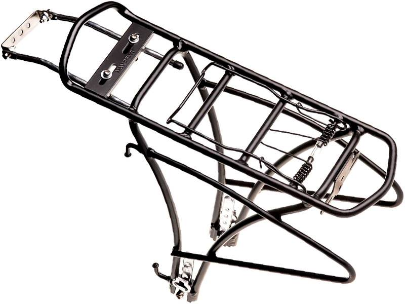 Bagażnik rowerowy do 25kg czarny