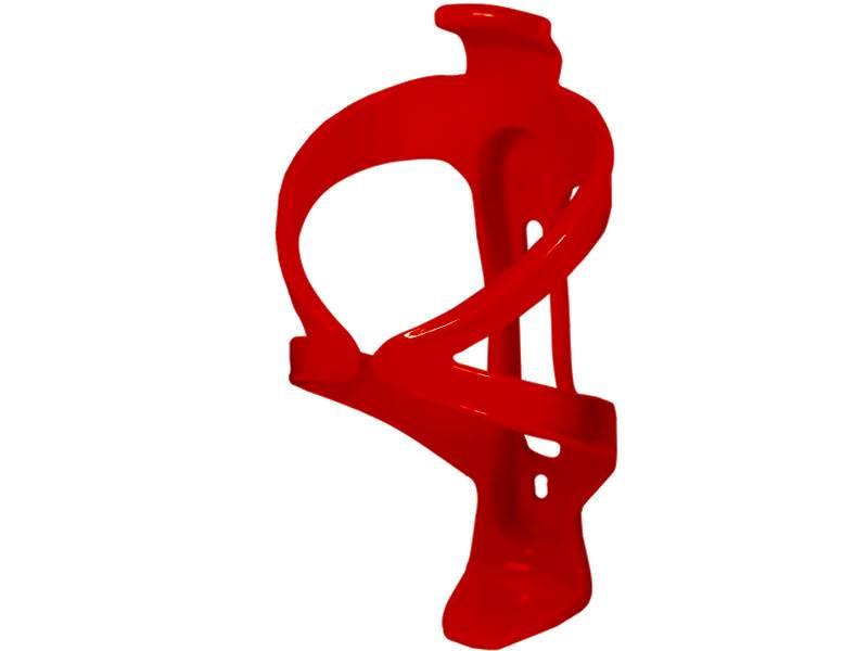 Koszyk bidonu elastyczny - czerwony
