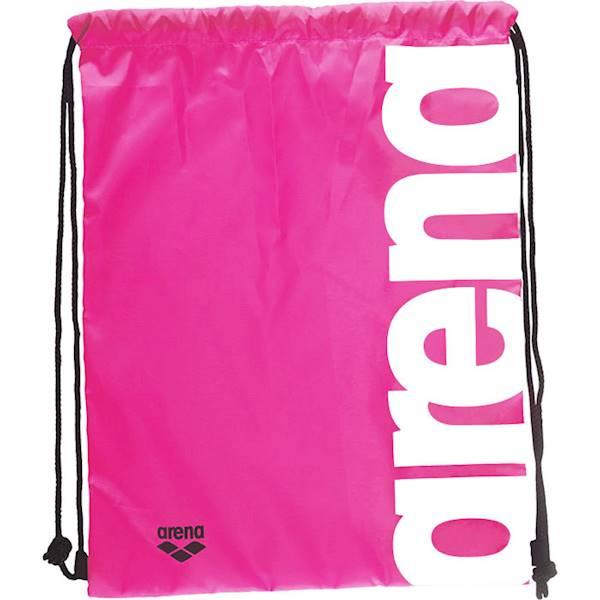 Worek ARENA Fast Swimbag  - Różowo biało czarny