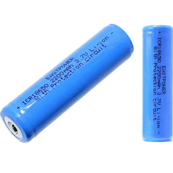 AKUMULATOR PROX 18650 Li-ion 2200MAH