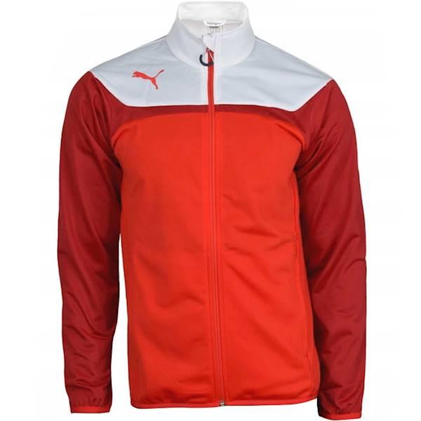 Kurtka Puma red/white XL