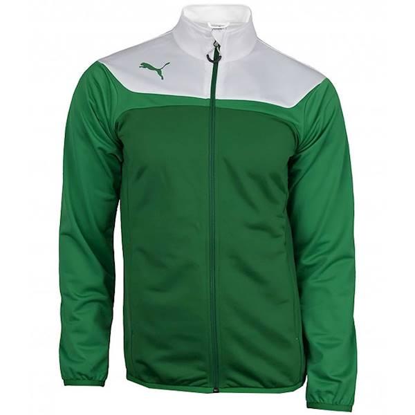 Kurtka Puma green/white L