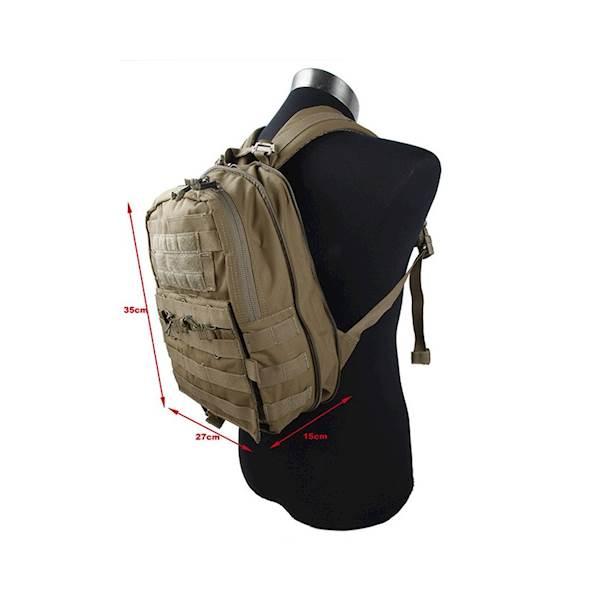 TMC Plecak Modular Plate Carrier Style Pack CB