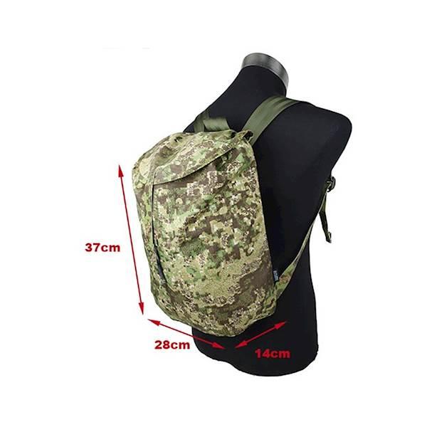 TMC Plecak DayTone Flat Daily Pack PenCott GZ